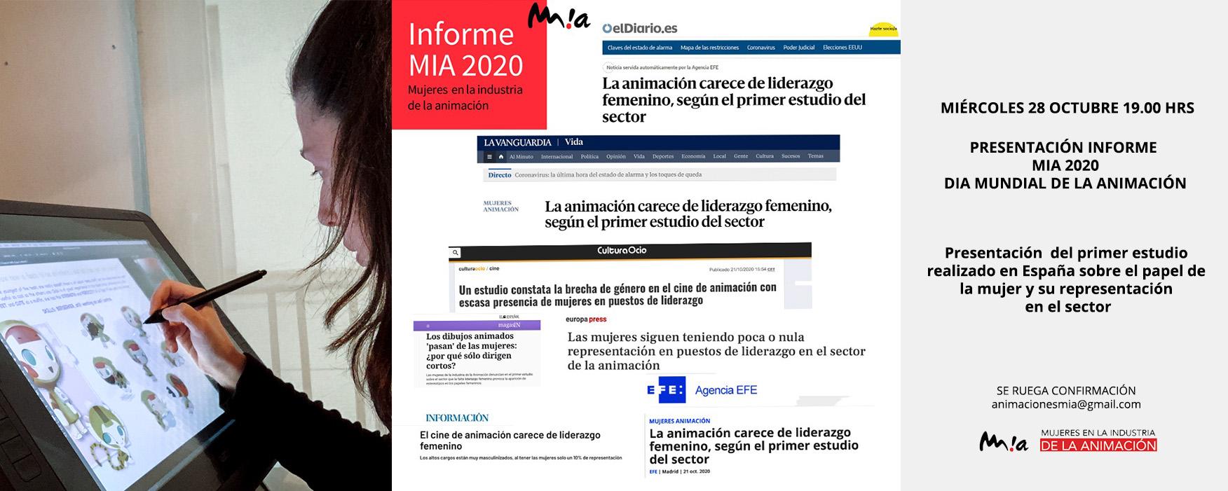 Presentación Informe MIA
